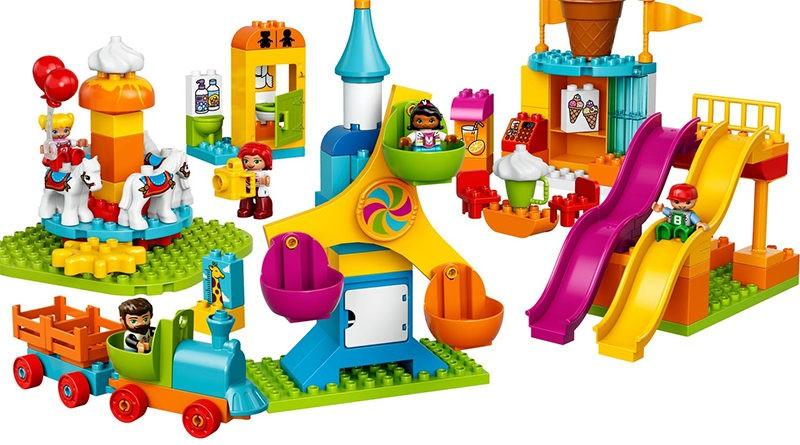 LEGO DUPLO featured