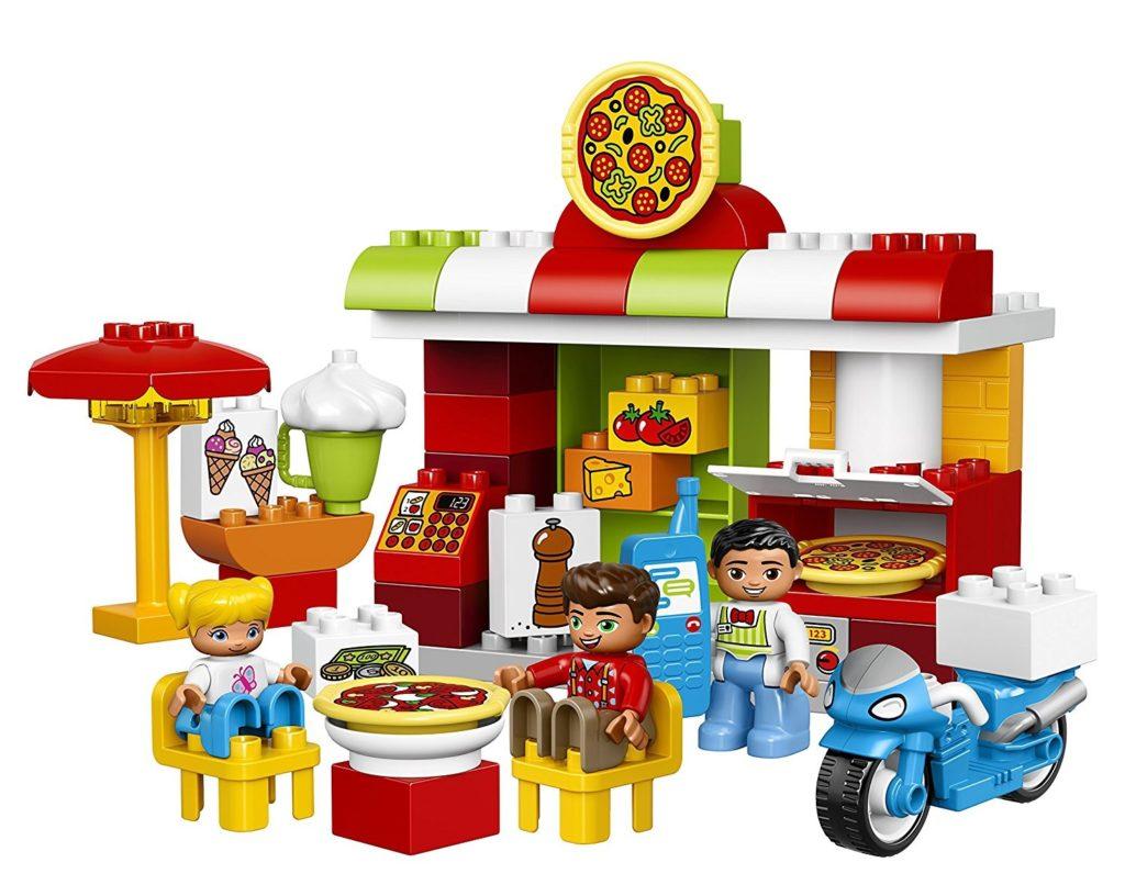 LEGO DUPLO pizza
