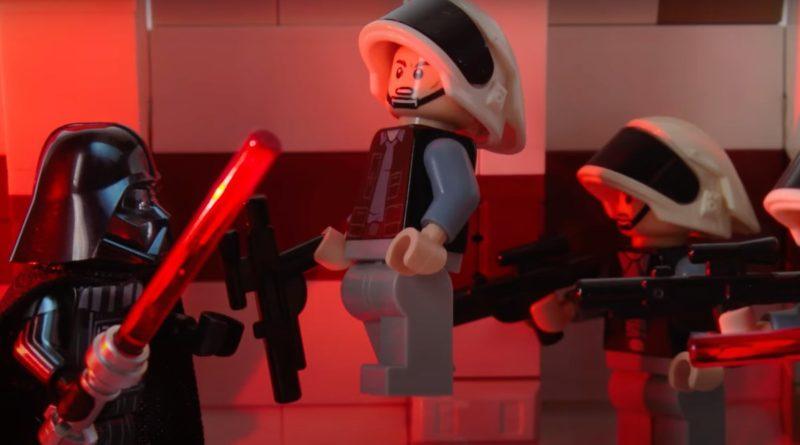 LEGO Darth Vader Rogue One