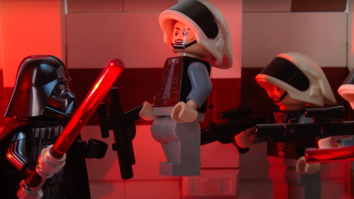 Lego: Darth Vader Rogue One