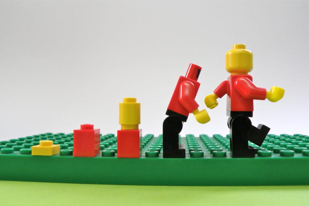 LEGO Darwin