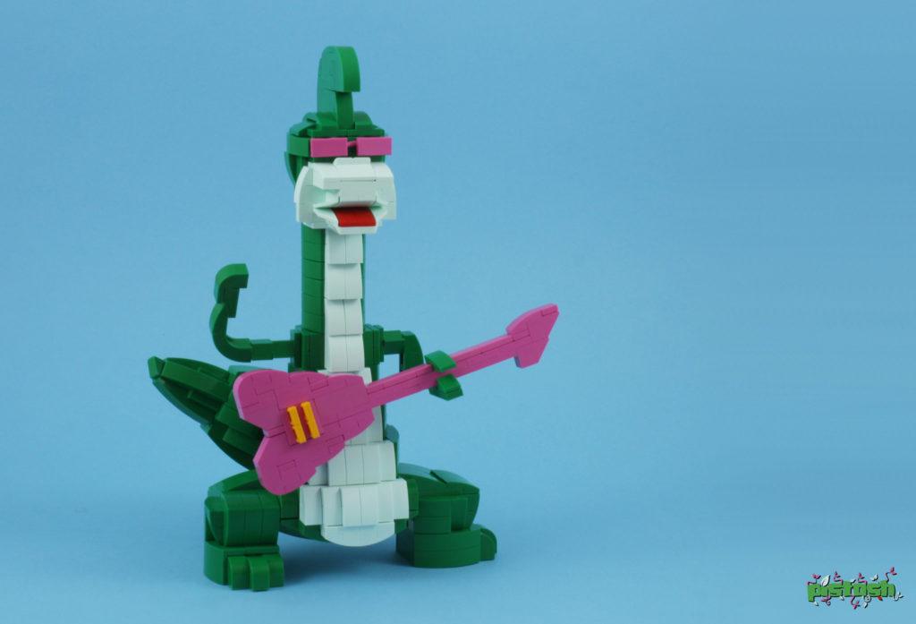LEGO Denver Dinosaur