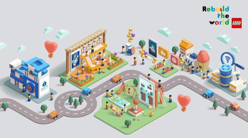 LEGO Digital Citizenship programme DQ Institute key art featured