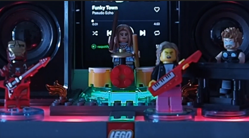 LEGO Dimensions Jukebox Featured