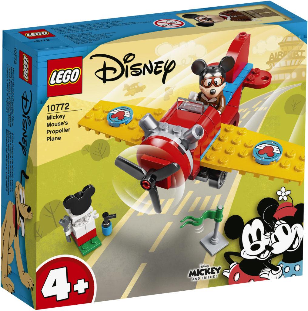 LEGO Disney 10772 Mickey Mouses Propeller Plane 1