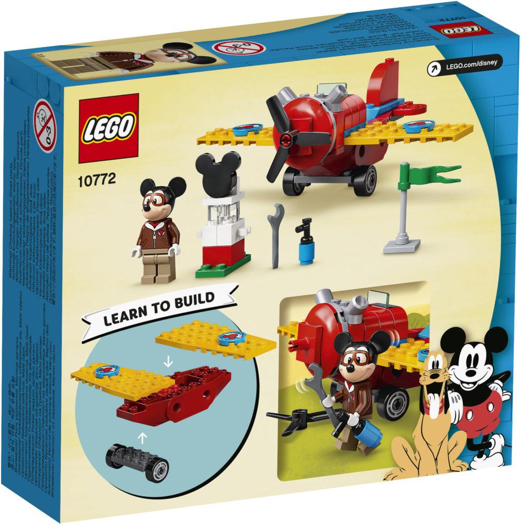 LEGO Disney 10772 Mickey Mouses Propeller Plane 2