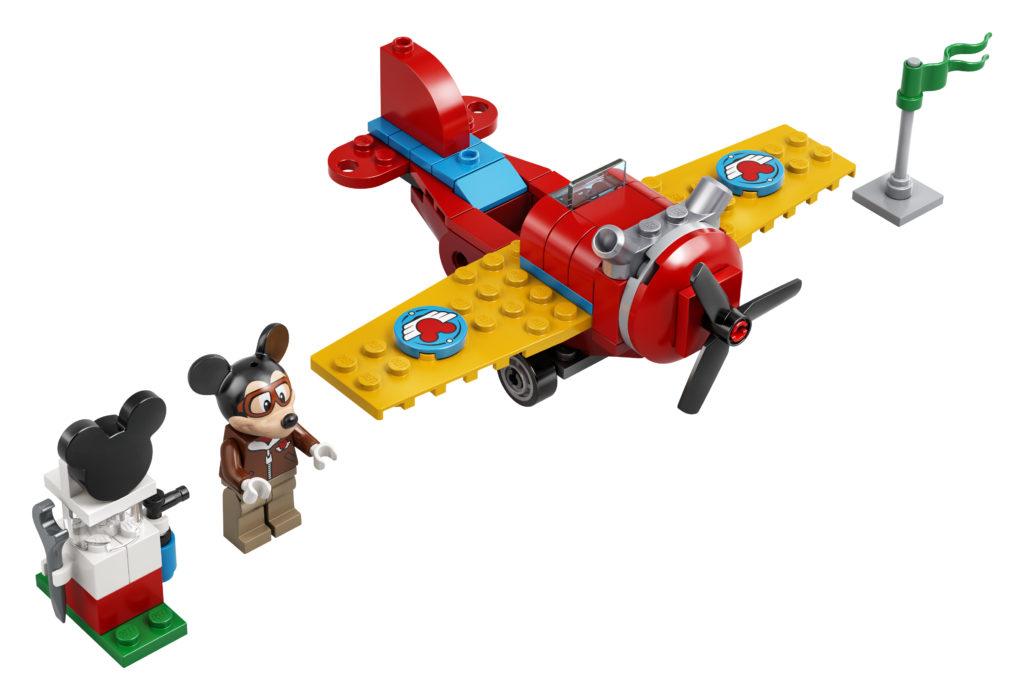 LEGO Disney 10772 Mickey Mouses Propeller Plane 3