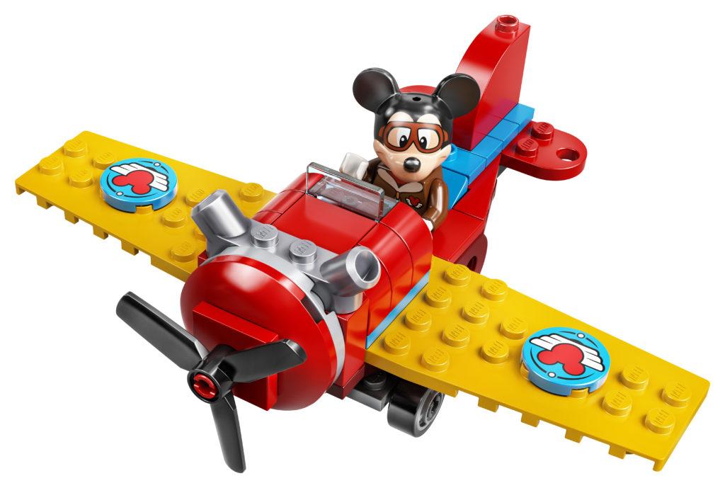 LEGO Disney 10772 Mickey Mouses Propeller Plane 5