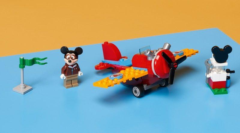 LEGO Disney 10772 Mickey Mouses Propeller Plane 7