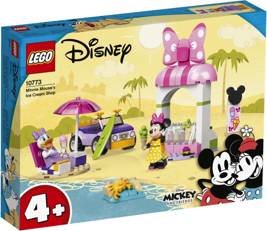 LEGO Disney 10773 Minnie Mouses Ice Cream Shop 1
