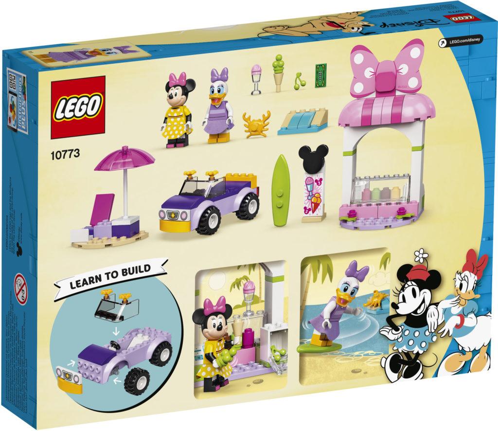 LEGO Disney 10773 Minnie Mouses Ice Cream Shop 2