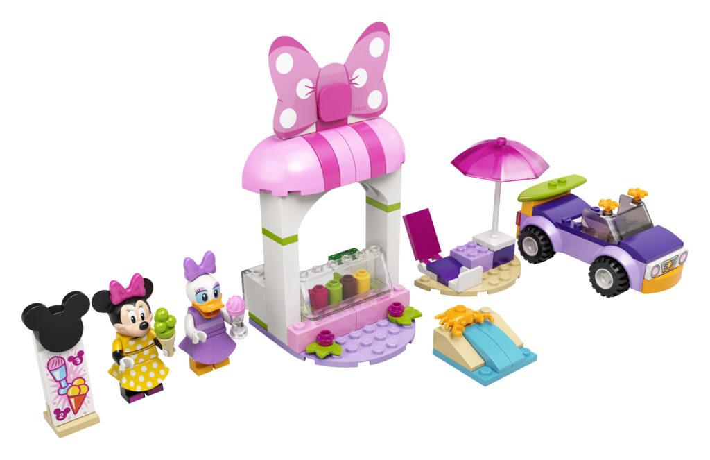LEGO Disney 10773 Minnie Mouses Ice Cream Shop 3