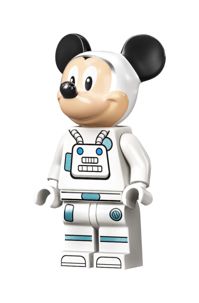 LEGO Disney 10774 Mickey Mouse Minnie Mouses Space Rocket 8