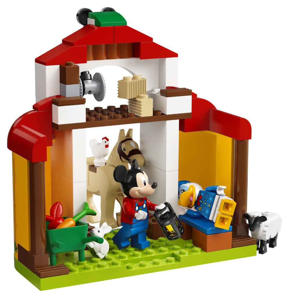 LEGO Disney 10775 Mickey Mouse Donald Ducks Farm 5
