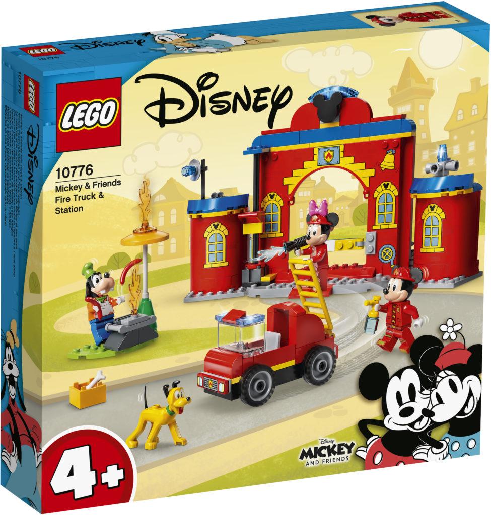 LEGO Disney 10776 Mickey Friends Fire Truck Station 1
