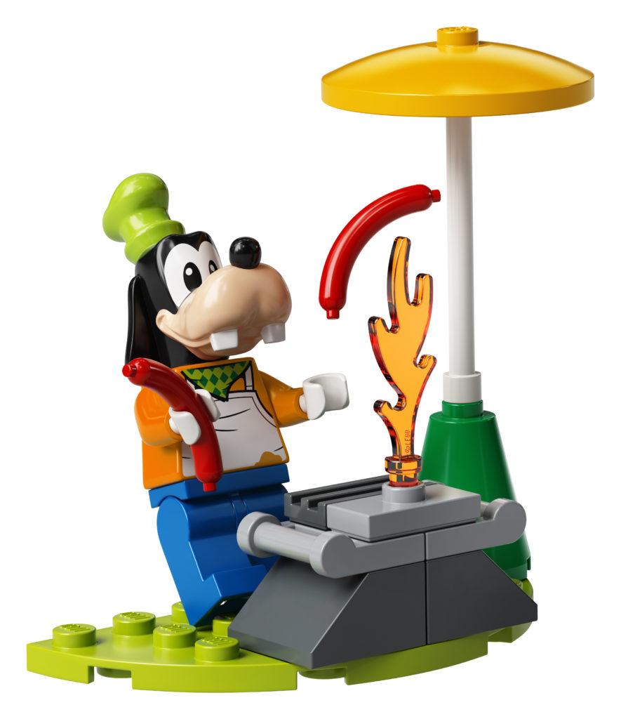 LEGO Disney 10776 Mickey Friends Fire Truck Station 7