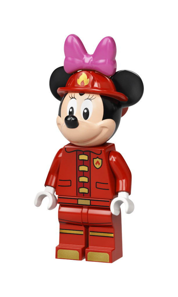 LEGO Disney 10776 Mickey Friends Fire Truck Station 9