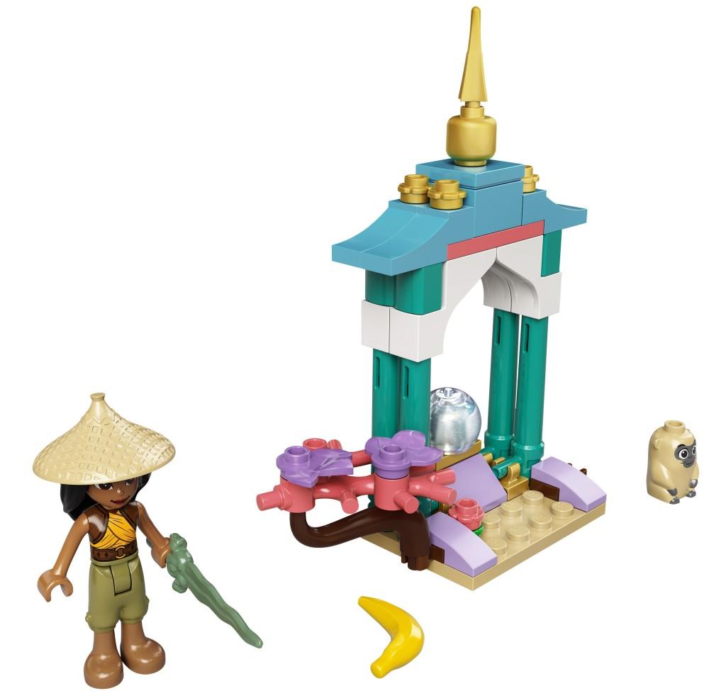 LEGO Disney 30558 Raya And The Ongi 2