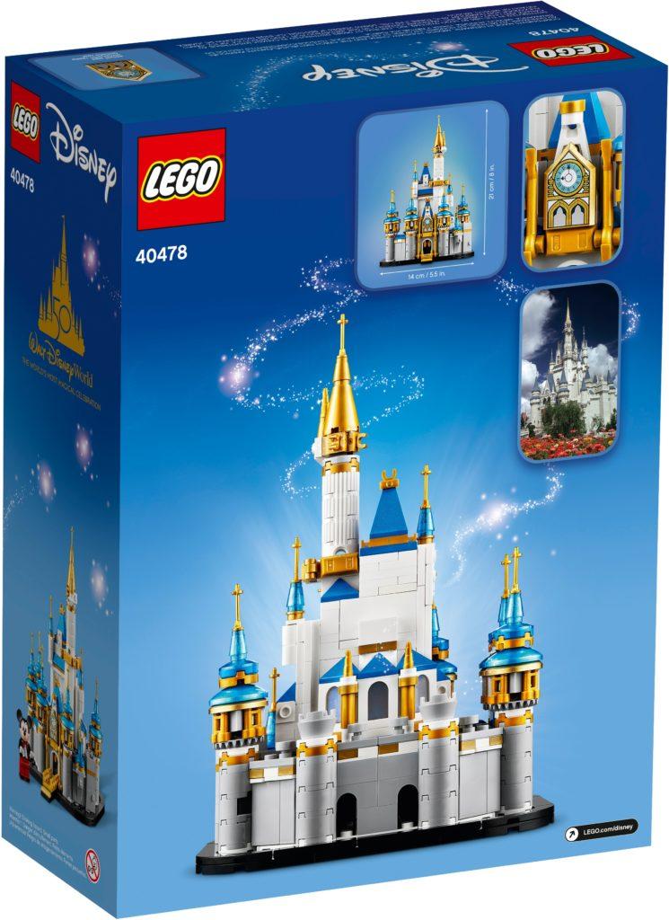 LEGO Disney 40478 Mini Disney ციხე 2