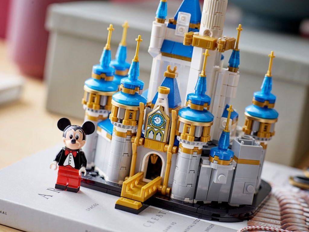 LEGO Disney 40478 Mini Disney ციხე 4