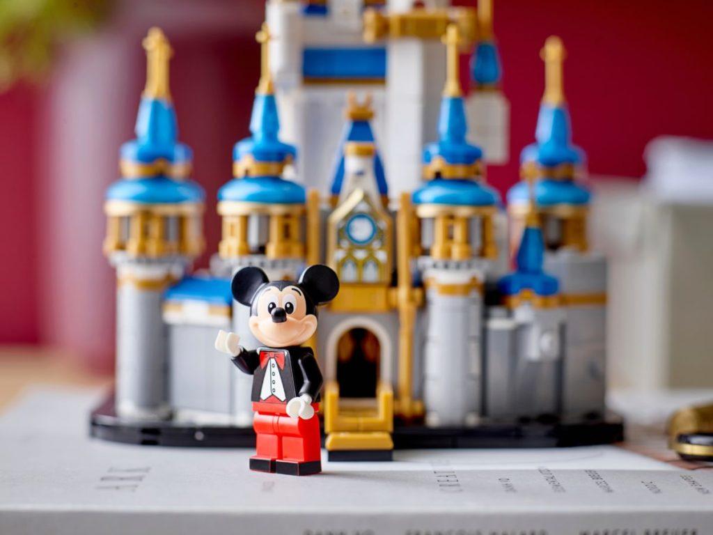 LEGO Disney 40478 Mini Disney ციხე 5