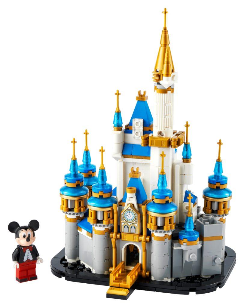 LEGO Disney 40478 Mini Disney ციხე 6