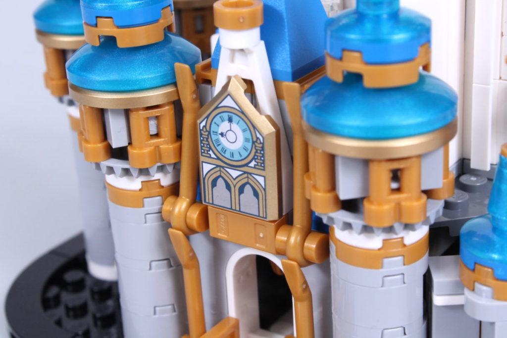 LEGO Disney 40478 Mini Disney Castle review 15