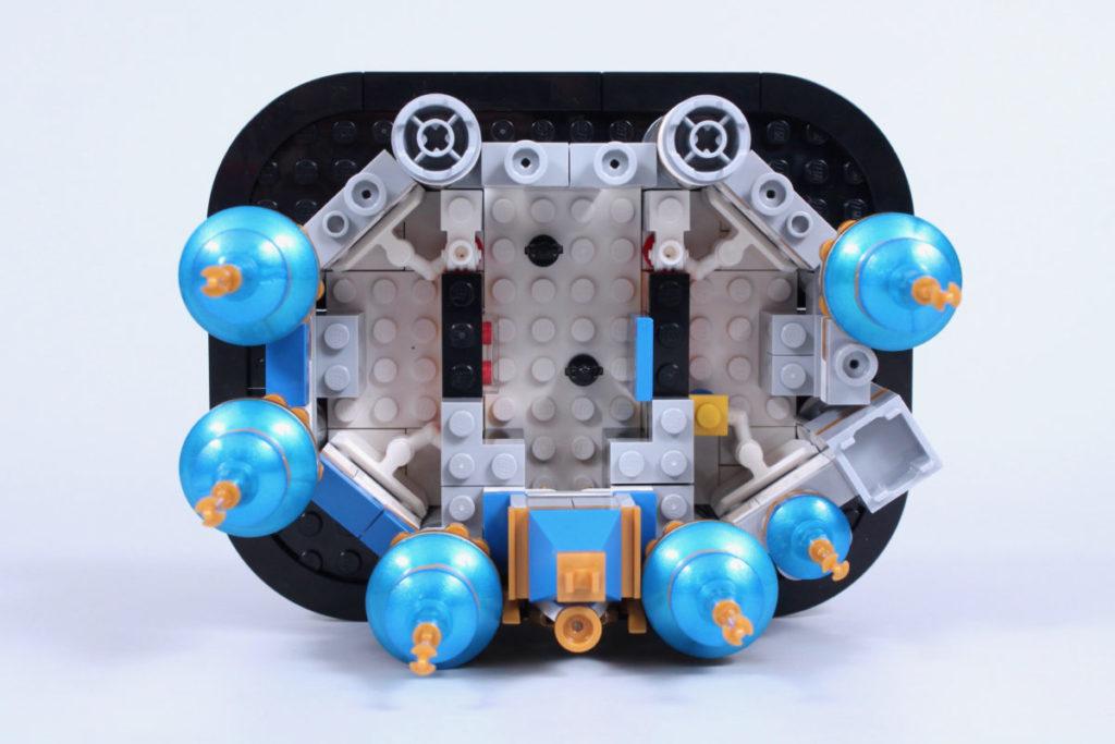LEGO Disney 40478 Mini Disney Castle review 18