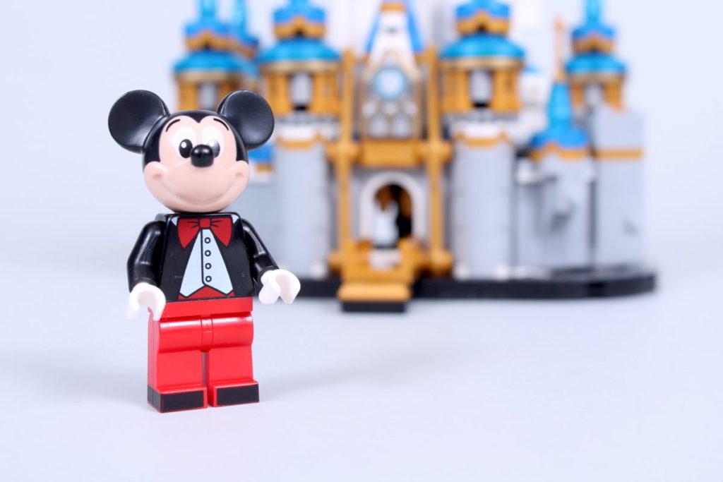 LEGO Disney 40478 Mini Disney Castle Review 23