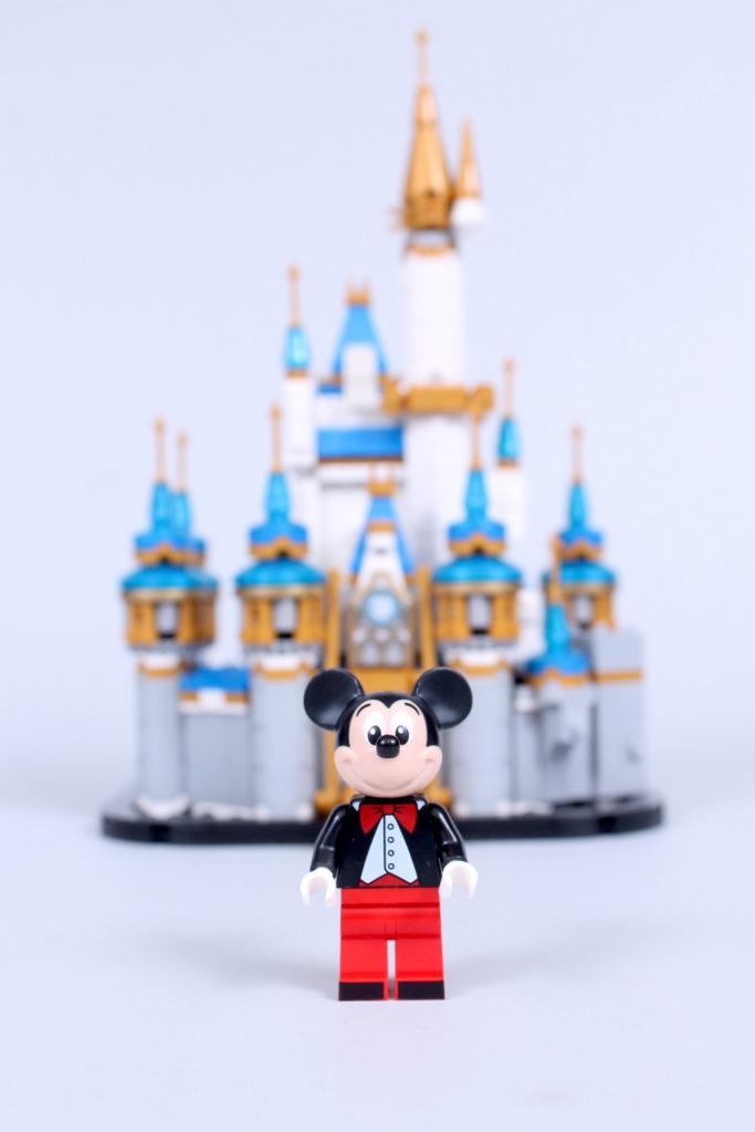 LEGO Disney 40478 Mini Disney Castle review 24