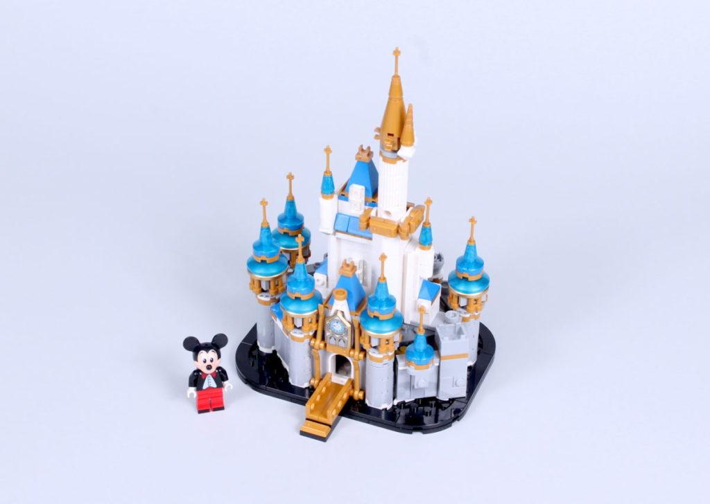 LEGO Disney 40478 Mini Disney Castle review 3