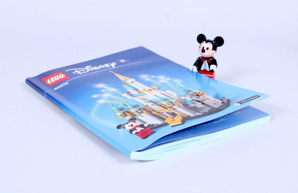 LEGO Disney 40478 Mini Disney Castle review 30