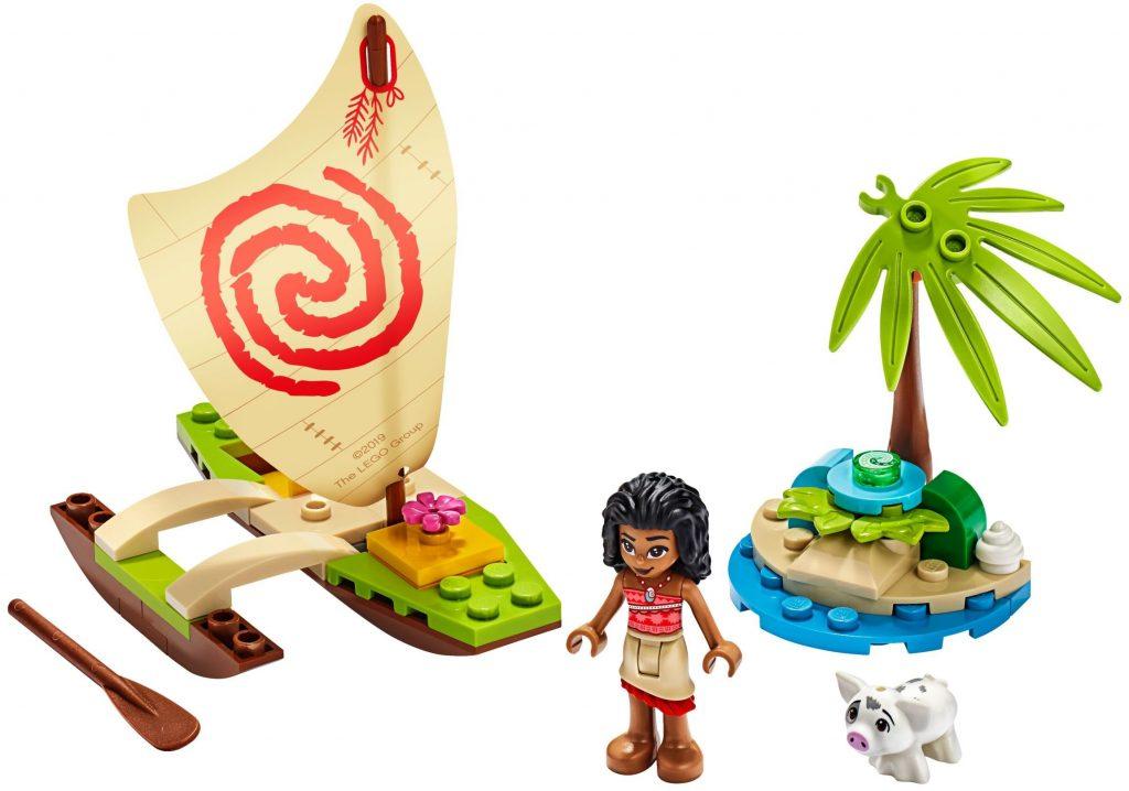 LEGO Disney 41370 Moanas Island Adventure