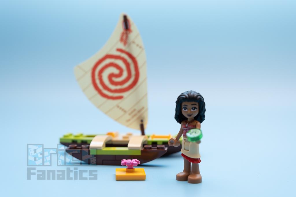 LEGO Disney 41370 Moanas Ocean Adventure 11