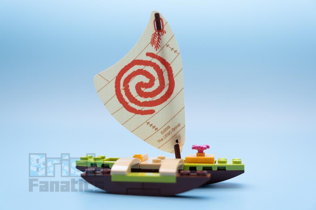 LEGO Disney 41370 Moanas Ocean Adventure 13