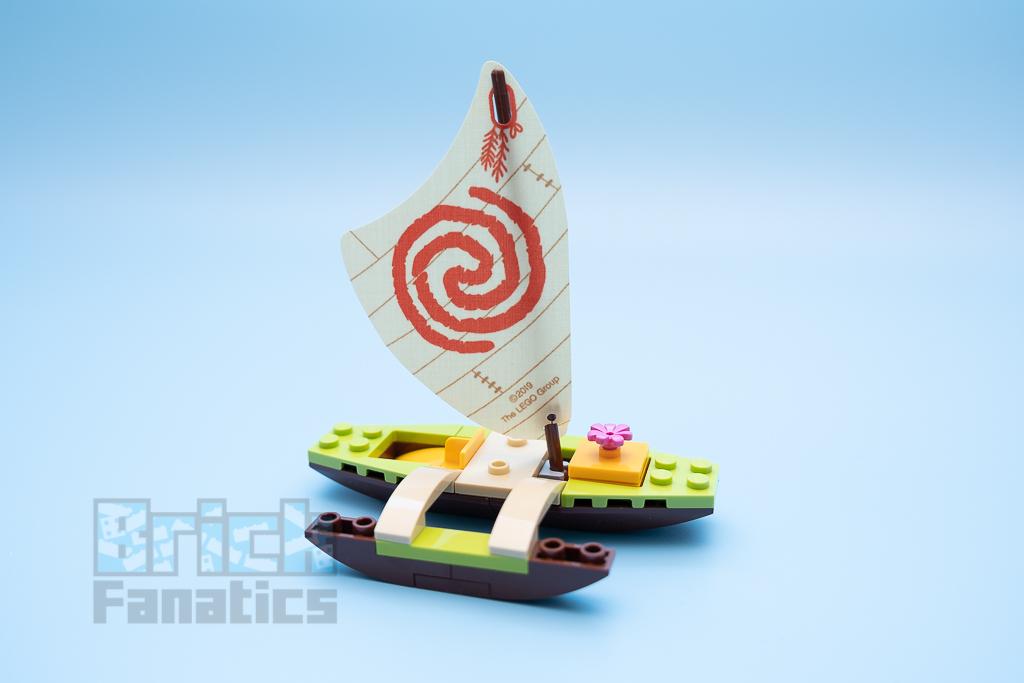 LEGO Disney 41370 Moanas Ocean Adventure 14