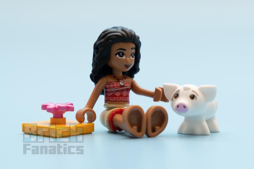 LEGO Disney 41370 Moanas Ocean Adventure 3