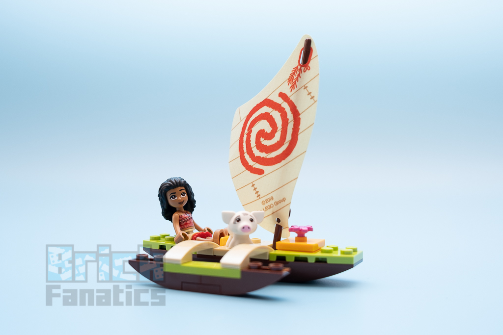 LEGO Disney 41370 Moanas Ocean Adventure 5