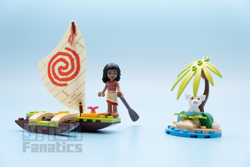 LEGO Disney 41370 Moanas Ocean Adventure 9