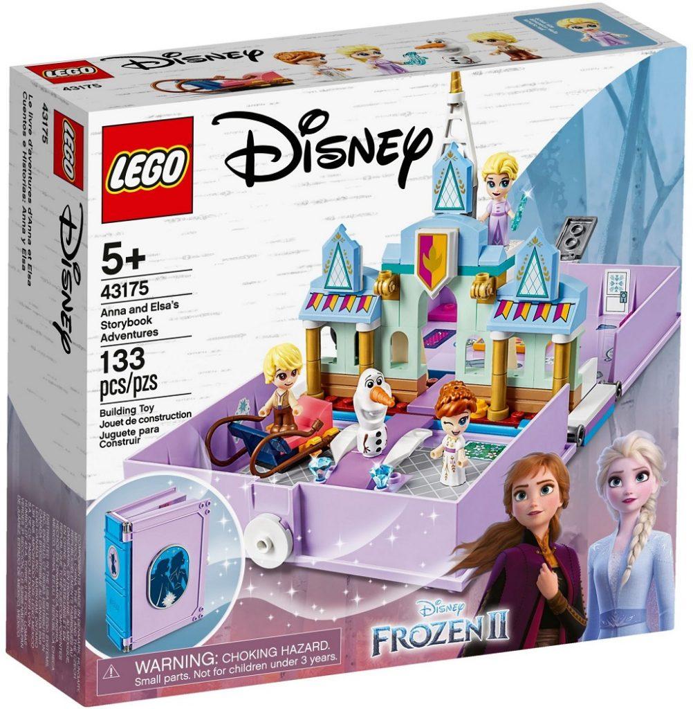 LEGO Disney 43175 Anna And Elsas Storybook Adventures 2