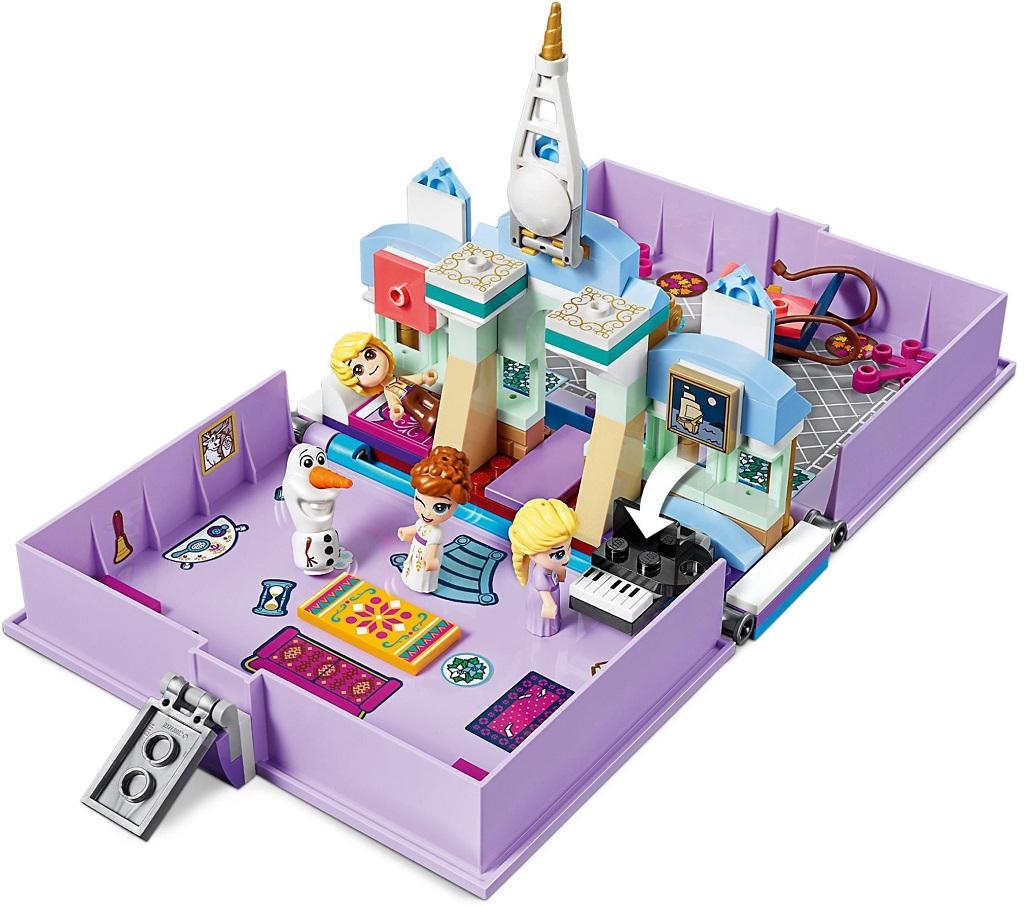 LEGO Disney 43175 Anna And Elsas Storybook Adventures 3