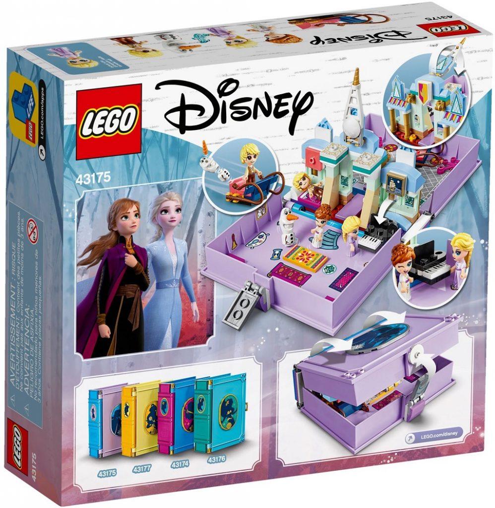 LEGO Disney 43175 Anna And Elsas Storybook Adventures 4