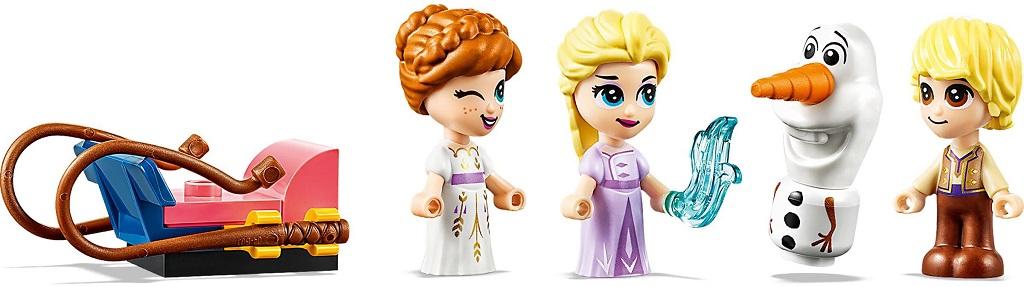 LEGO Disney 43175 Anna And Elsas Storybook Adventures 5