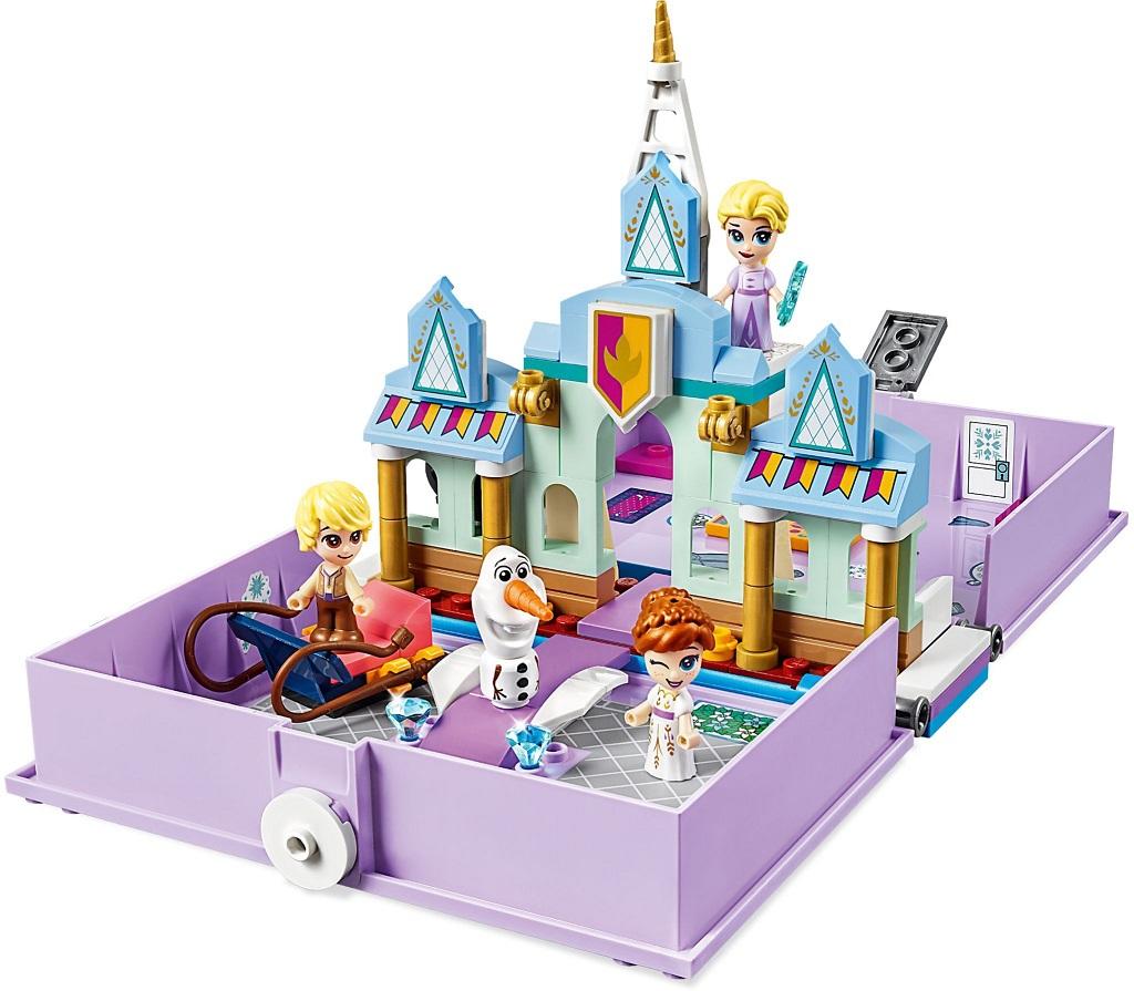 LEGO Disney 43175 Anna And Elsas Storybook Adventures 6