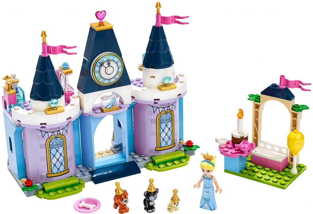 LEGO Disney 43178 Cinderellas Castle Celebration
