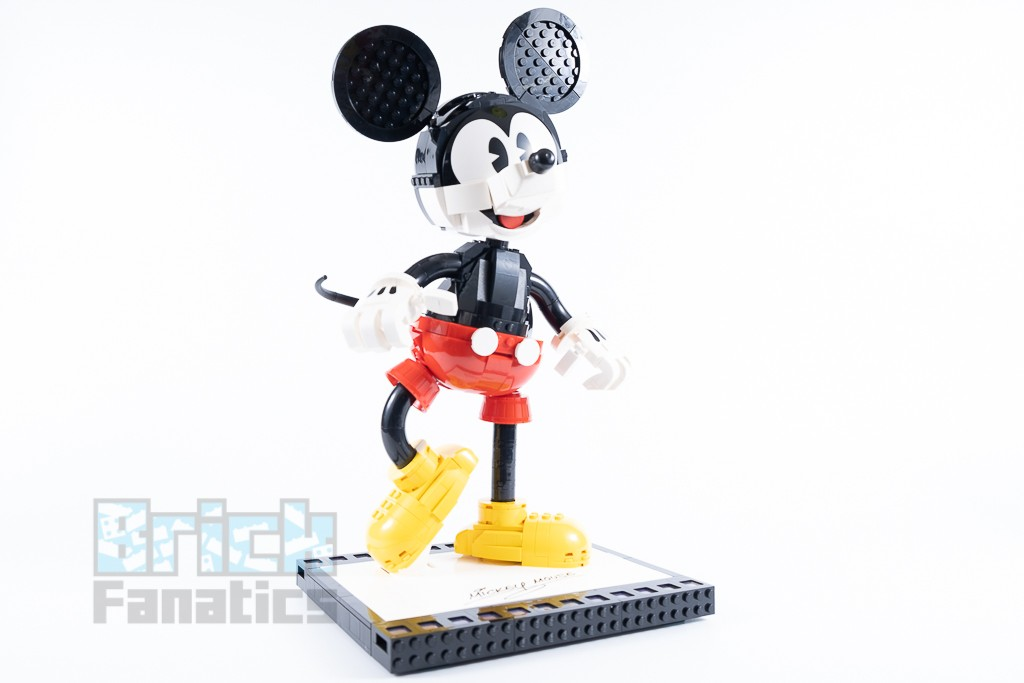 LEGO Disney 43179 Mickey Mouse And Minnie Mouse Buildable Characters 23 1