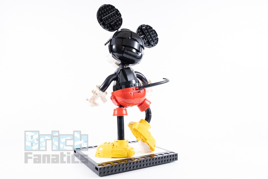 LEGO Disney 43179 Mickey Mouse And Minnie Mouse Buildable Characters 25 1