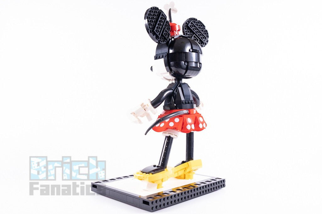 LEGO Disney 43179 Mickey Mouse And Minnie Mouse Buildable Characters 33 1