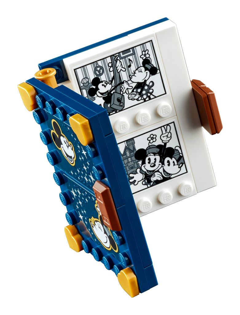 LEGO Disney 43179 Mickey Mouse and Minnie Mouse Buildable Characters 4