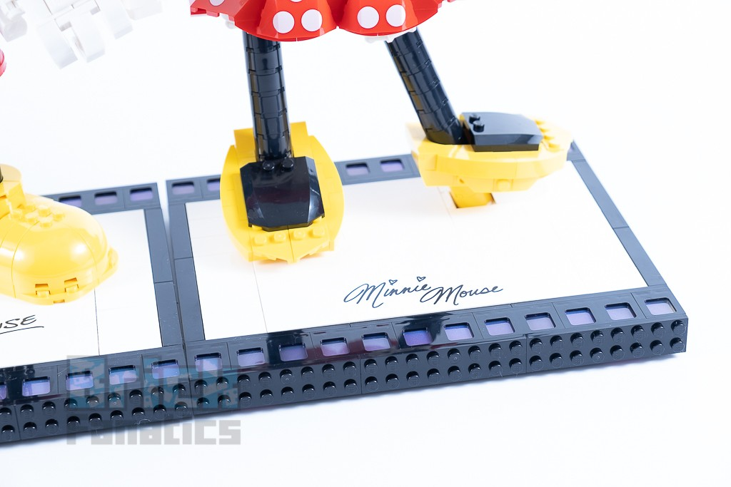 LEGO Disney 43179 Mickey Mouse And Minnie Mouse Buildable Characters 6 1